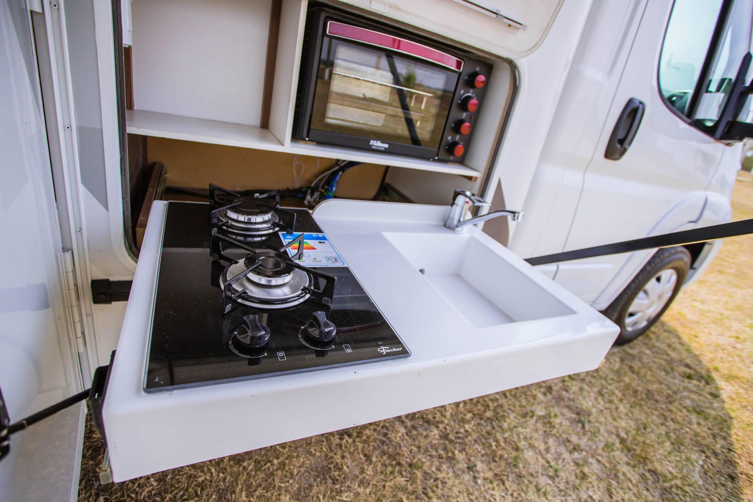 Fabricación integral de motorhomes sobre chasis en Argentina